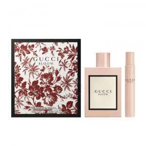 Set Gucci Bloom (EDP 100ml, Mini 7.4ml)