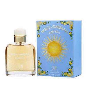 Dolce Gabbana Light blue Sun Pour Homme