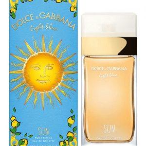Dolce Gabbana Light blue Sun women EDT 100ml